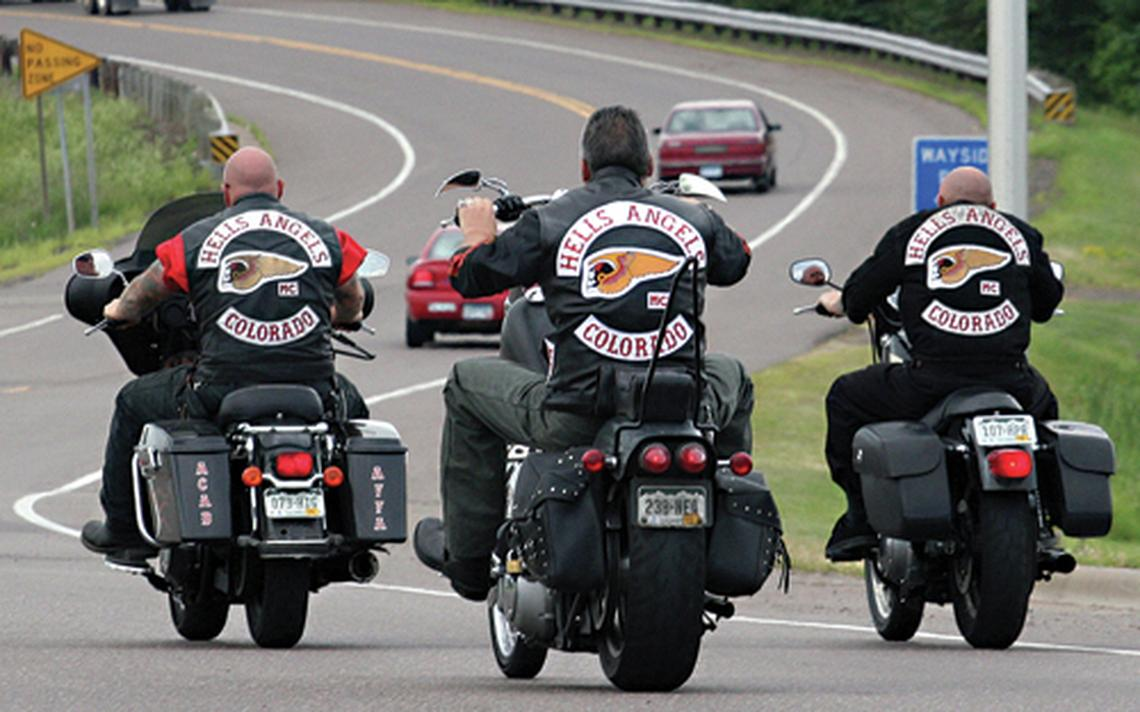 hells angels ride every day