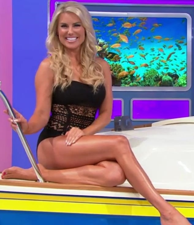 the price is right models Rachel reynolds