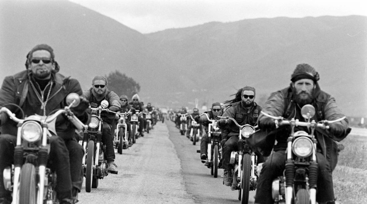 hells angels code of silence