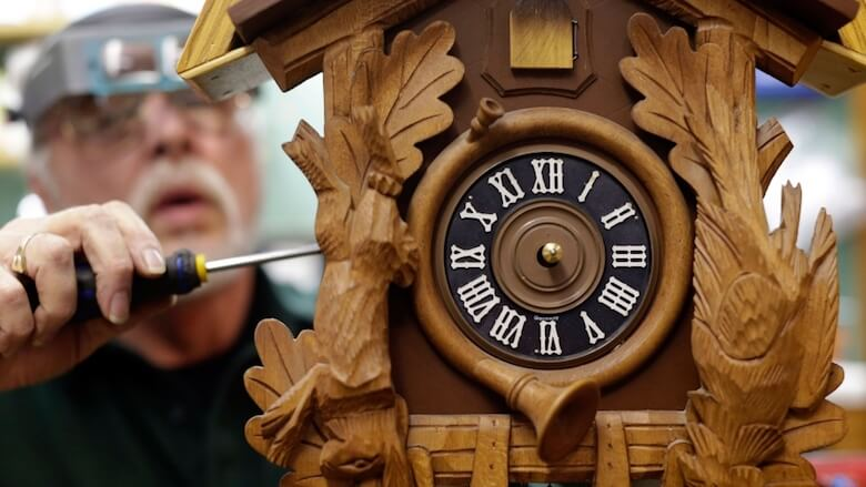 household items, cuckoo clock