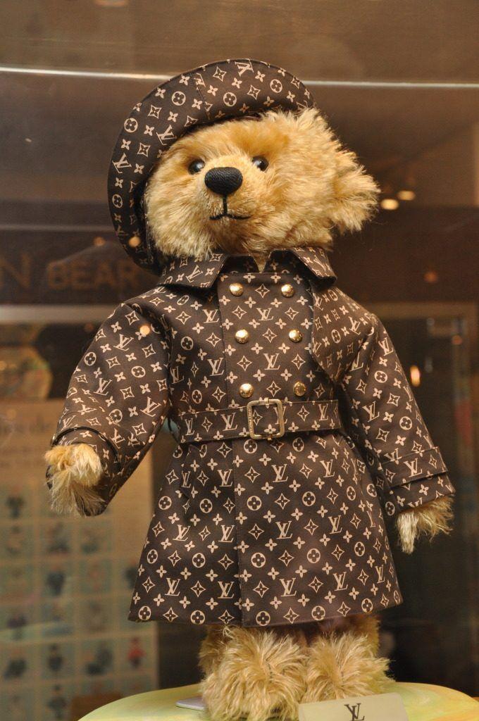 household items, steiff bears