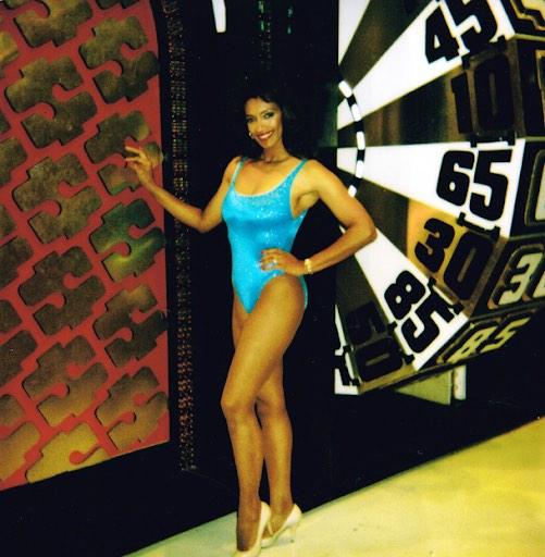 price is right models Kathleen Bradley