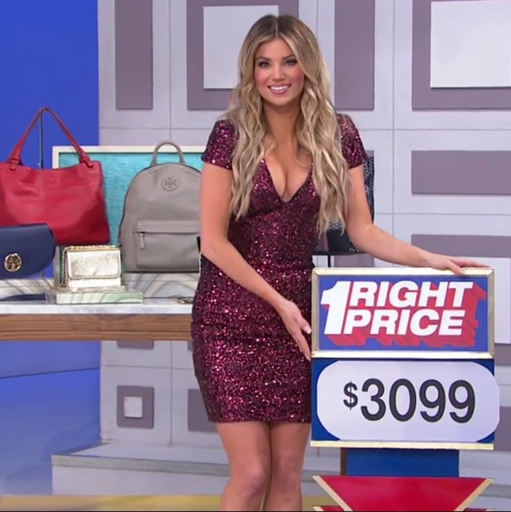 the price is right amber Lancaster