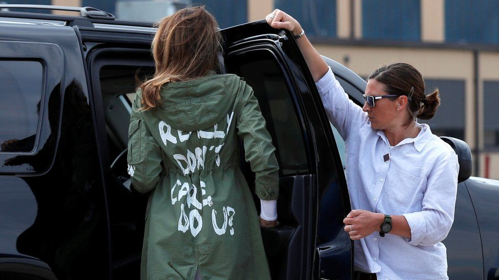 first lady not allowed to drive