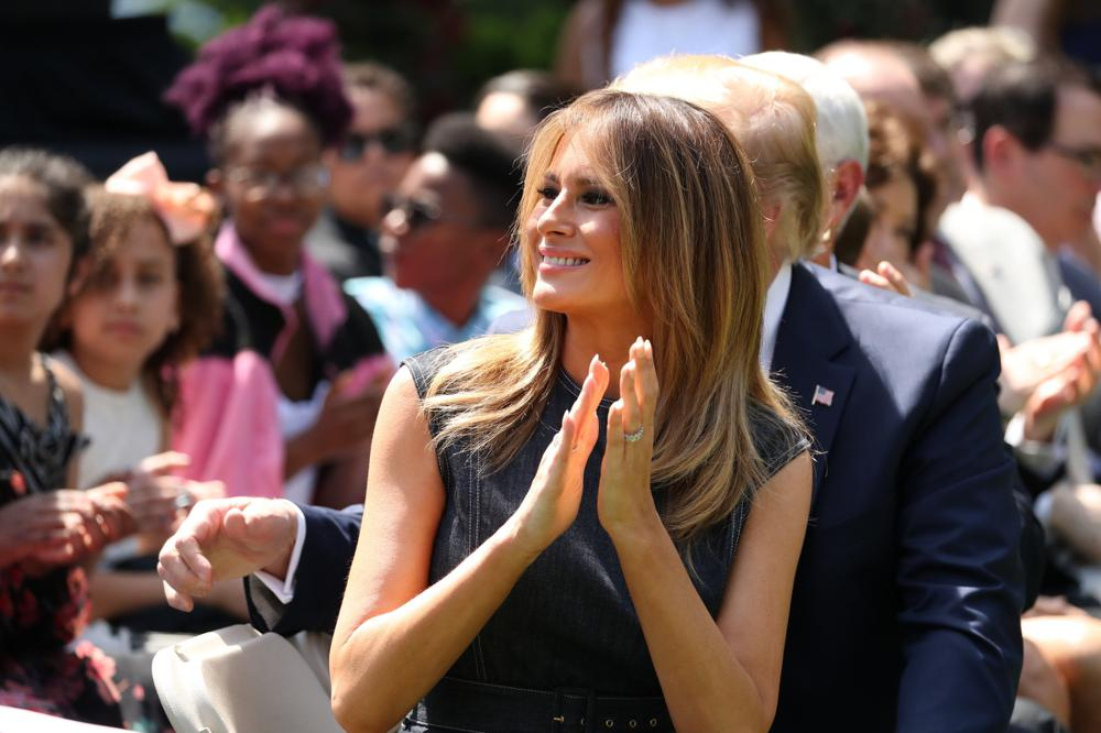 rules of the first lady
