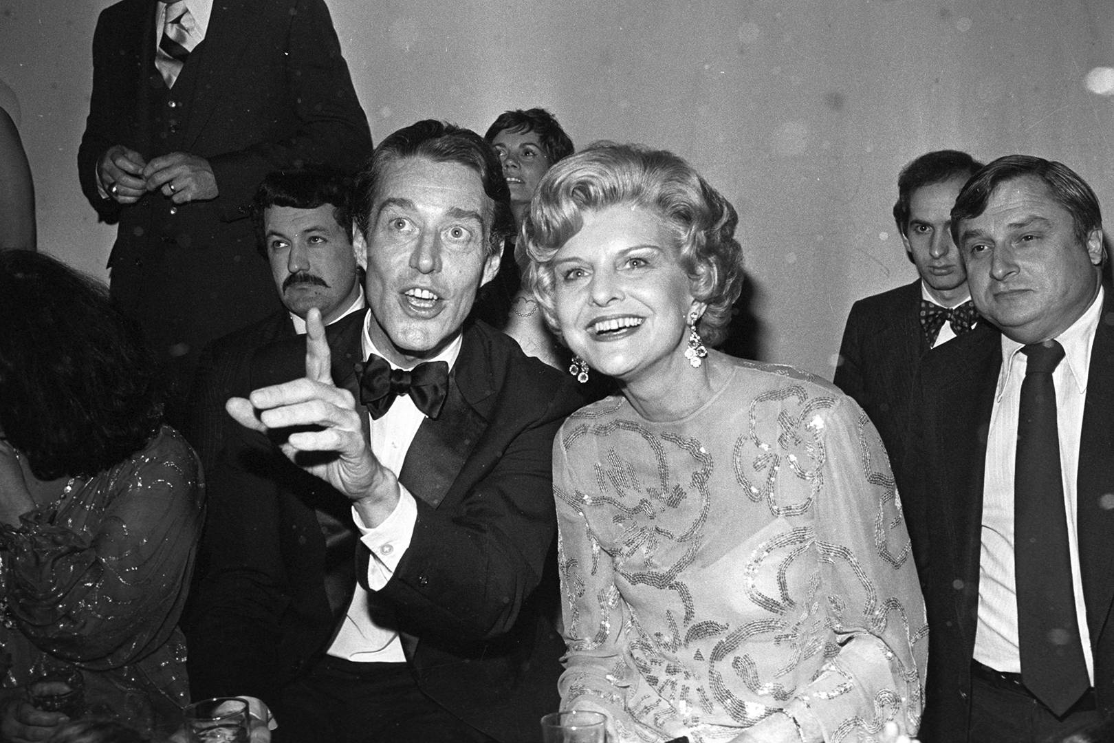 studio 54 pictures, betty ford at studio 54