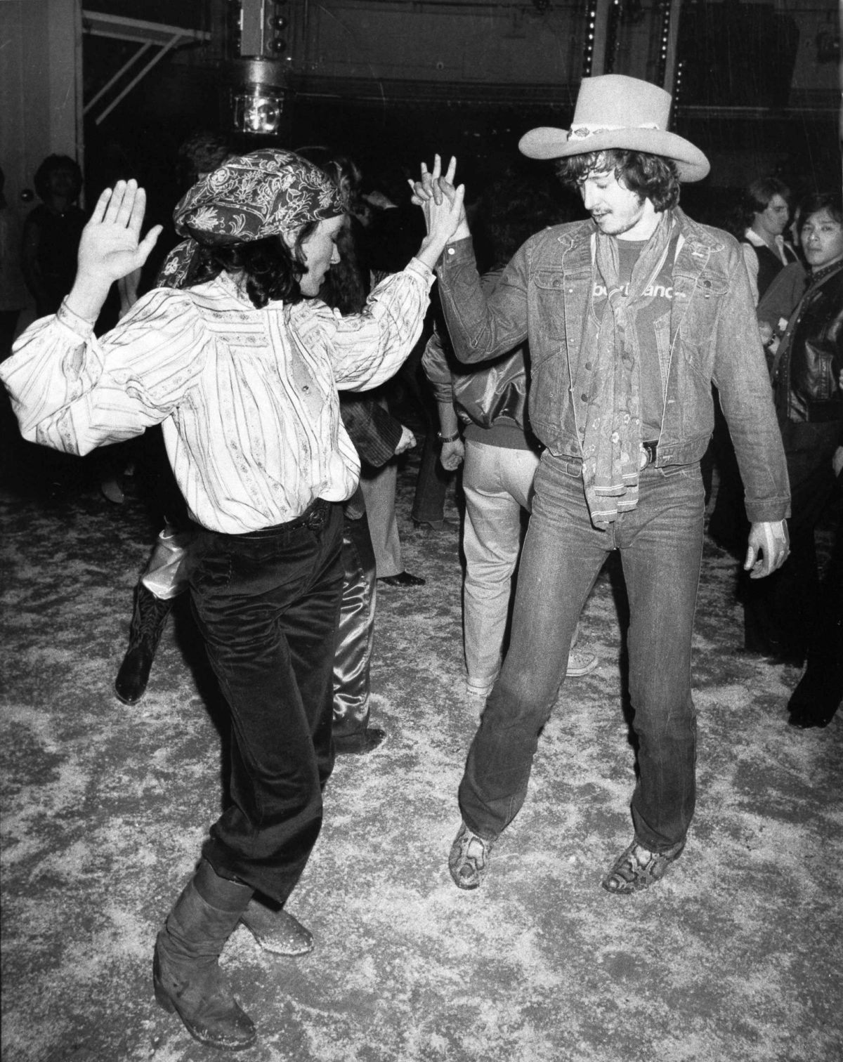 studio 54 pictures cowboys
