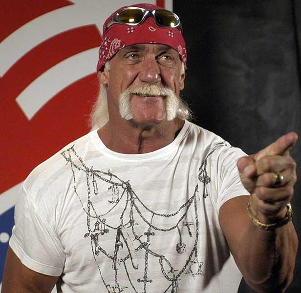 Hulk Hogan Now