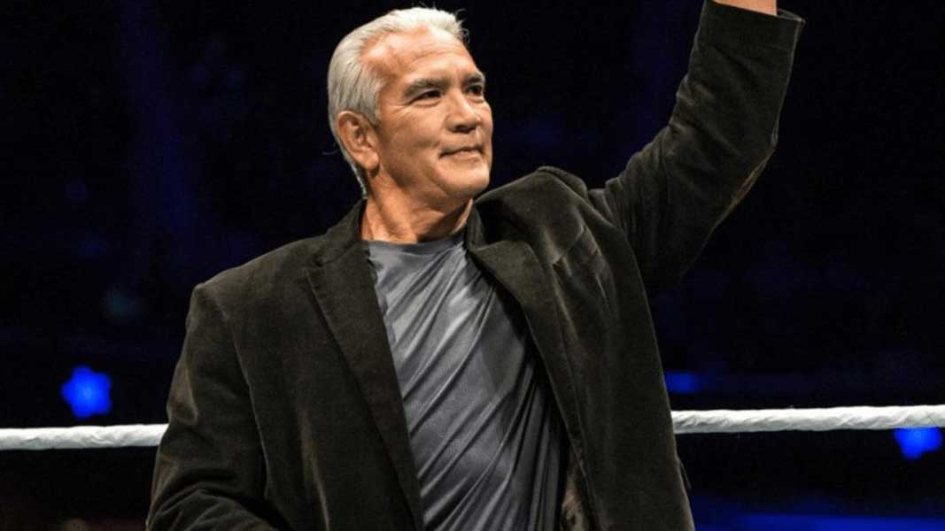 """Ricky """"The Dragon"""" Steamboat Now"""
