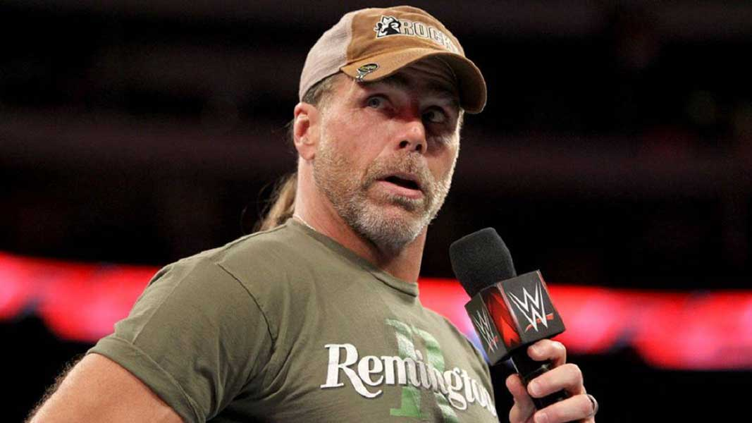 Shawn Michaels Now