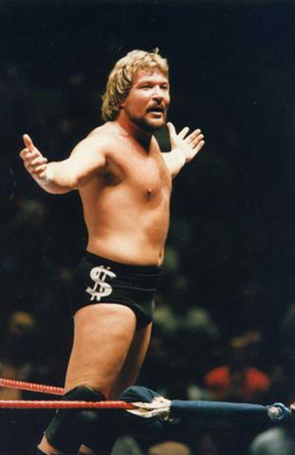 Ted DiBiase Then