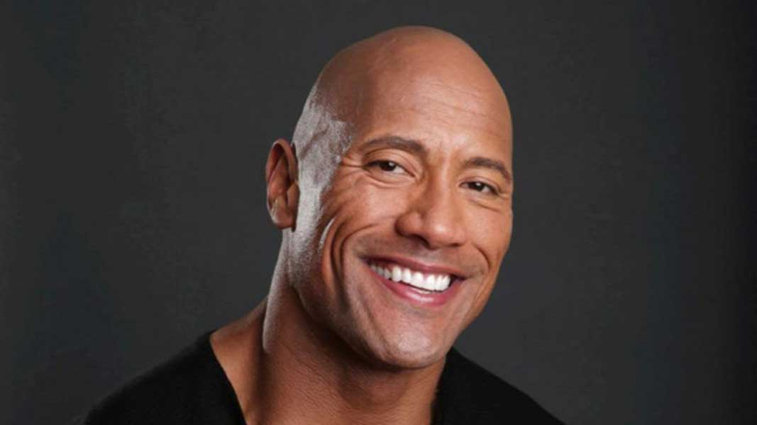 The Rock Now